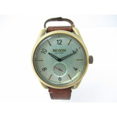 NIXON ニクソン THE C39 腕時計 ▼AC16323