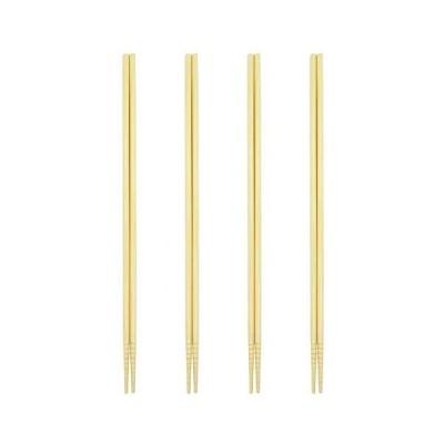 食洗器対応 菜箸 若狭塗 白竹 4膳セット 日本製 取り箸