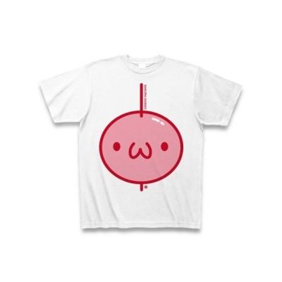 桜団子 Tシャツ(ホワイト)