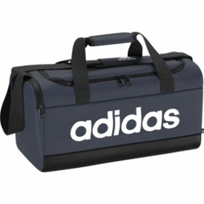adidas(アディダス) 11 LINEARダッフルバッグS カジュアルダッフル・ボストン (60202-gn2035)