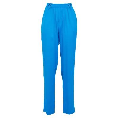 プレイン・スッド PLEIN SUD パンツ ブライトブルー 40 レーヨン 90% / シルク 10% パンツ