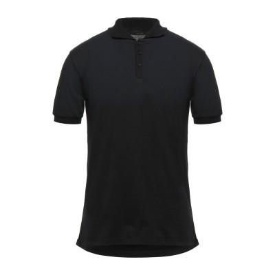 NE PAS ポロシャツ ブラック M コットン 100% ポロシャツ