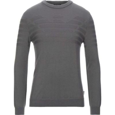 アルマーニ EMPORIO ARMANI メンズ ニット・セーター トップス sweater Lead