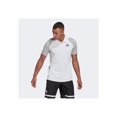アディダス adidas クラブ テニス ポロシャツ / Club Tennis Polo Shirt (ホワイト)