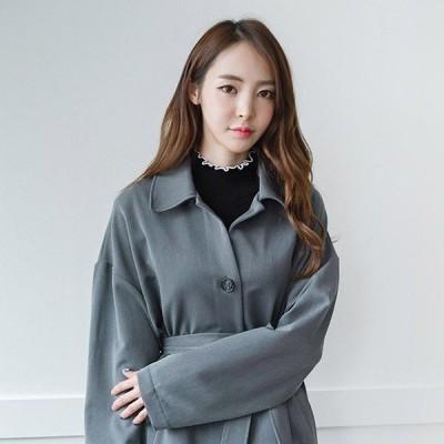コート シングル 秋 冬 韓国 30代 40代 50代 50%OFF   セール オープン記念