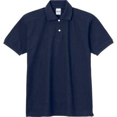トムス TOMS  5.3オンス スタンダードポロシャツ 00223ーSDP 00223B ネイビー