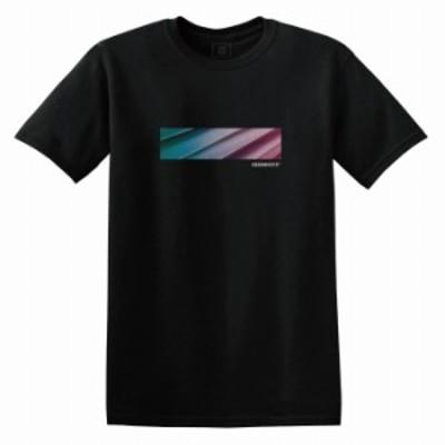 Tシャツ ブラック 黒 シンプル 大きいサイズ 大人 ユニセックス メンズ レディース ビッグシルエット 半袖 ロンT 夏 かっこいい ボタニカ