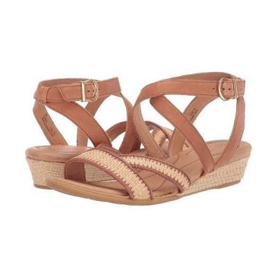 Born ボーン レディース 女性用 シューズ 靴 ヒール Cascade - Light Brown Fabric Combo