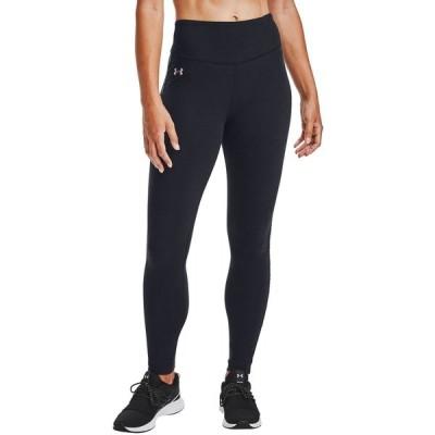 アンダーアーマー カジュアルパンツ ボトムス レディース Under Armour Women's Favorite Hi-Rise Leggings Black/SlatePurple