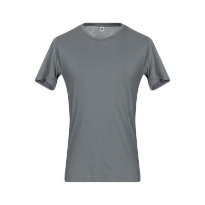 CROSSLEY T シャツ 鉛色 XXL コットン 100% T シャツ
