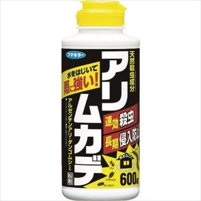 フマキラー アリ用殺虫剤 アリムカデ粉剤600g(432671)