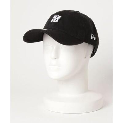 帽子 キャップ ニューエラ 930 SQNE MINI BLK SWHI