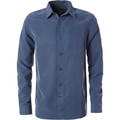 ロイヤルロビンズ メンズ シャツ トップス Men's Royal Robbins Desert Pucker Dry Long Sleeve Shirt