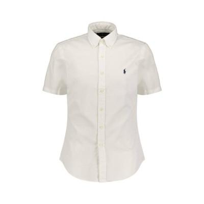 ラルフローレン シャツ メンズ トップス Shirt - weiss (10)