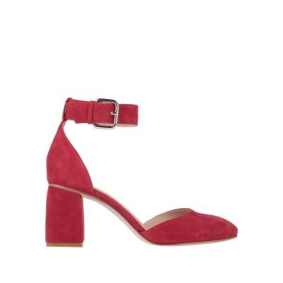 RED(V) パンプス レッド 36.5 革 パンプス