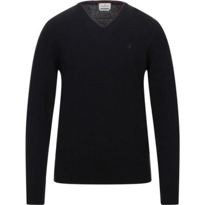 ブルックスフィールド BROOKSFIELD メンズ ニット・セーター トップス Sweater Black