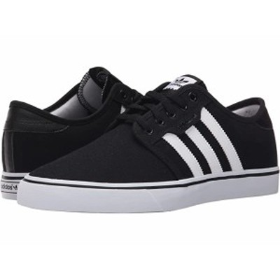 (取寄)アディダス  adidas Skateboarding Seeley Black/White/Black