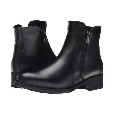 ラ カナディアン La Canadienne レディース ブーツ シューズ・靴 Saria Black Leather