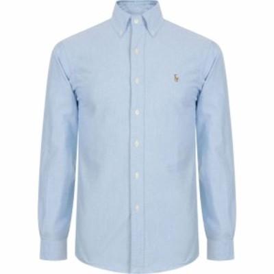 ラルフ ローレン Polo Ralph Lauren メンズ シャツ トップス Oxford Shirt Blue