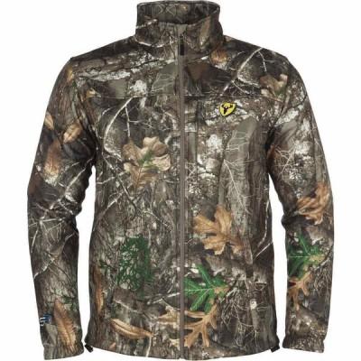 ブロッカー アウトドアズ Blocker Outdoors メンズ ジャケット アウター Shield Series Wooltex Jacket Real Tree Edge