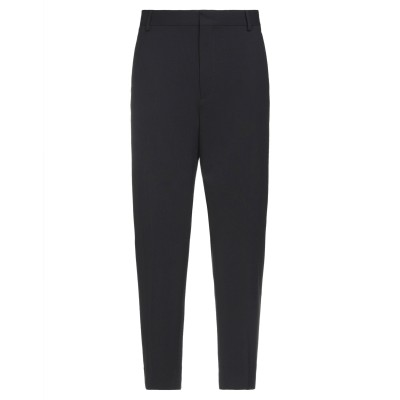 ディースクエアード DSQUARED2 パンツ ブラック 48 バージンウール 95% / ポリウレタン 5% パンツ
