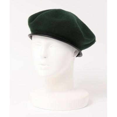 TONE / 【ROTHCO/ロスコ】WOOL MONTY BERET (UN) WOMEN 帽子 > ハンチング/ベレー帽