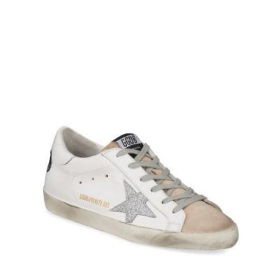 ゴールデングース レディース スニーカー シューズ Superstar Bow Lace-Up Sneakers