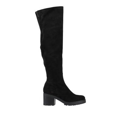 LORETTA PETTINARI ブーツ ブラック 35 革 ブーツ