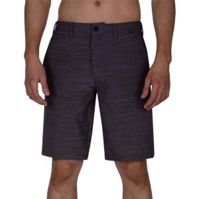 ハーレー メンズ ハーフパンツ・ショーツ ボトムス Hurley Men's Dri-FIT Cutback Shorts Dark Grey