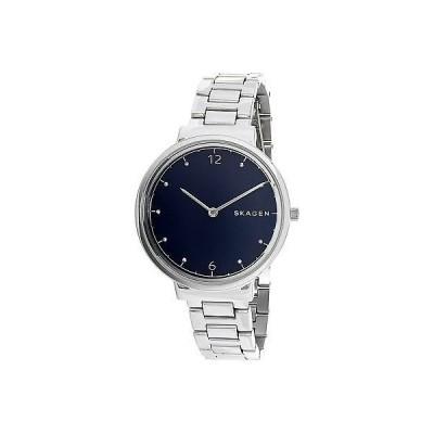 腕時計 スカーゲン Skagen Women's Ancher SKW2606 Silver Stainless-Steel Quartz Fashion Watch