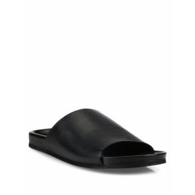 トゥーブートニューヨーク メンズ サンダル スリッポン Whitman Leather Slide Sandals