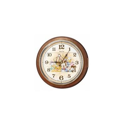 FW587B セイコー 電波からくり掛時計 ミッキー&フレンズ