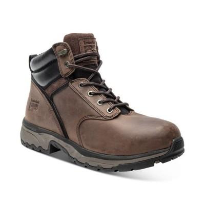 ティンバーランド メンズ ブーツ・レインブーツ シューズ Men's Jigsaw PRO 6 Steel Toe Boots