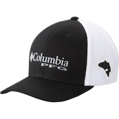 コロンビア Columbia メンズ 帽子 PFG Mesh Ball Cap Black