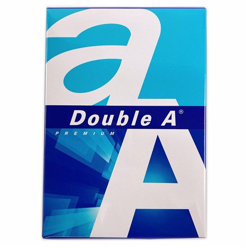 Double A A4影印紙 A&a 白色(70磅)/ 2大箱10包入(一包500張) 共5000張入 70磅影印紙 滿50包 贈7-11禮券