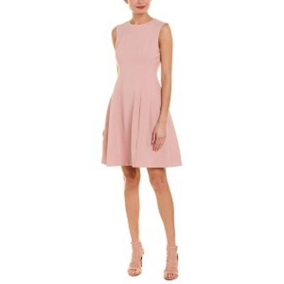 エリザジェイ レディース ワンピース トップス Eliza J A-Line Dress blush