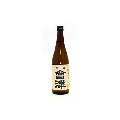 【会津酒造】金紋会津 本醸造辛口 720ml ギフト プレゼント(4938599005105)