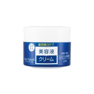 pdc ピュア ナチュラル クリームエッセンス ホワイト N (100g) オールインワン 医薬部外品