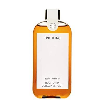 [ONE THING KOREA] ドクダミエキス 300ml | 韓国コスメ・化粧水・トナー・スキントナー・基礎化粧品・フェイシャルトナー・水分補給・ワンシン・韓国化粧水・スキンケア