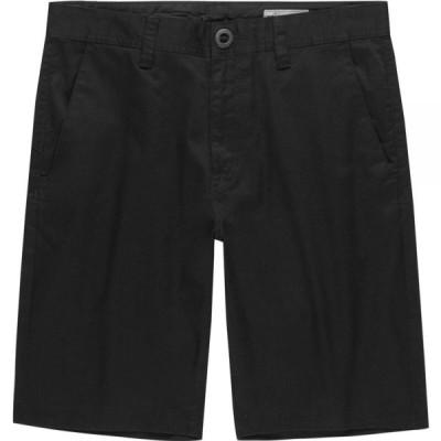 ボルコム Volcom メンズ ショートパンツ ボトムス・パンツ Frickin Modern Stretch Short Black