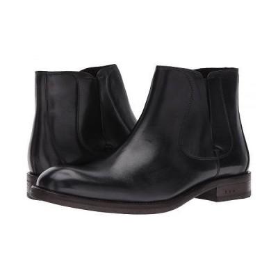 John Varvatos ジョーンバルバトス メンズ 男性用 シューズ 靴 ブーツ チェルシーブーツ Waverly Chelsea - Black