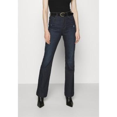 ゲス レディース デニムパンツ ボトムス POP 70S - Flared Jeans - kindly paradise kindly paradise