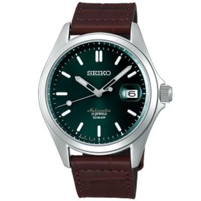 【正規品】SEIKO セイコー 腕時計 SZSB018 メンズ MECHANICAL メカニカル 自動巻き 手巻き付