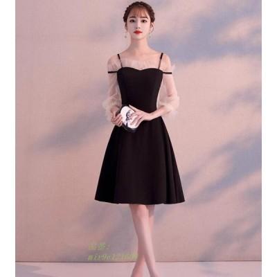 ショート 30代 ミモレ 大きいサイズ 可愛い フォーマル Aライン ファッション 春 レディース カジュアル 50代 20代 夏 謝恩会 女性 ワンピース 40代