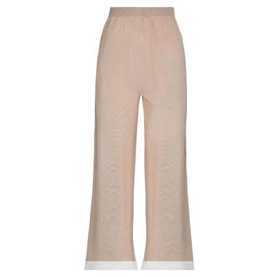 BOUTIQUE MOSCHINO パンツ サンド 40 レーヨン 100% / ナイロン パンツ