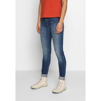 オンリー デニムパンツ レディース ボトムス ONLSHAPE  - Jeans Skinny Fit - medium blue denim