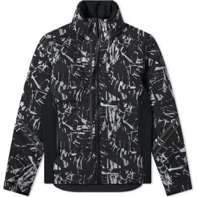 カナダグース Canada Goose メンズ ジャケット アウター black disc hybridge cold weather jacket Weathered Strata