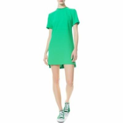 アリス アンド オリビア ALICE + OLIVIA レディース ワンピース Tシャツワンピース ワンピース・ドレス Catalina T-Shirt Dress Mint Kel