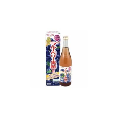 《井藤漢方製薬》 ビネップル ブルーベリー黒酢飲料 720ml (健康飲料)