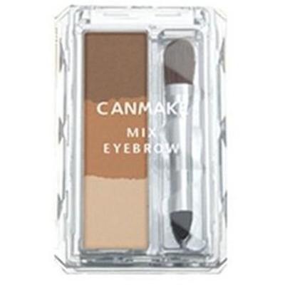 CANMAKE(キャンメイク) ミックスアイブロウ 02 ナチュラルブラウン